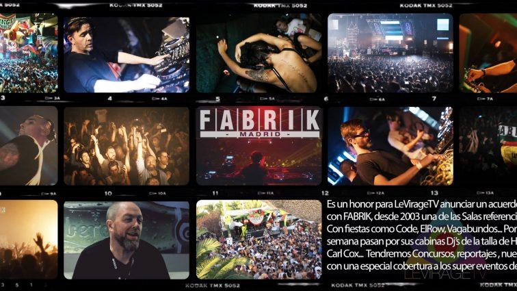 Fabrik & LeVirageTV!!