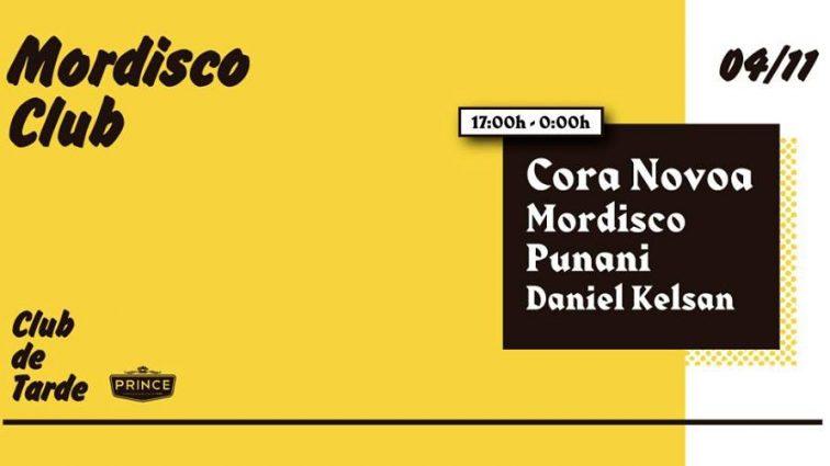 Cora Novoa, invitada de lujo en la inauguración de la nueva temporada de Mordisco Club