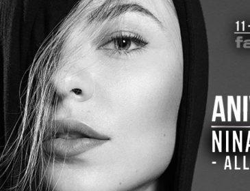 CONCURSOS: 3 entradas NINA KRAVIZ All Night… Family Club 11.11.17