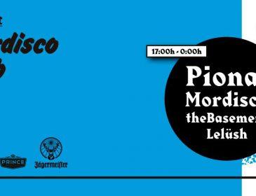 Pional, nuevo guest en la segunda cita de la nueva temporada de Mordisco Club