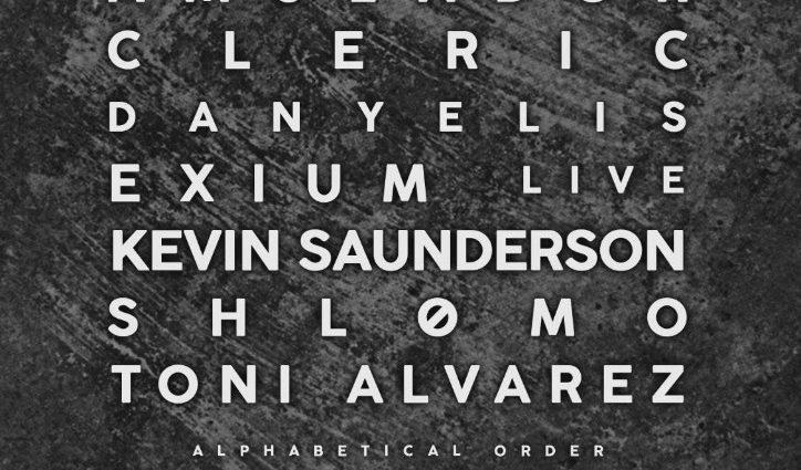 Kevin Saunderson, ShlØmo, Exium y más en OH! PRODUCTIONS Festival