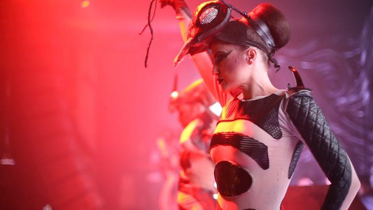 Crónica: ANTS en Fabrik 02.12.17