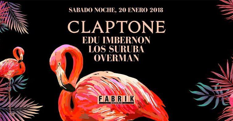 Concursos: 5 entradas Dobles Flamenco Electrónico 20 enero