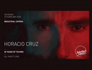 FEB10 Horacio Cruz «All night long» en Industrial Copera@granada