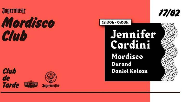 Jennifer Cardini, invitada de lujo en la próxima cita de Mordisco Club
