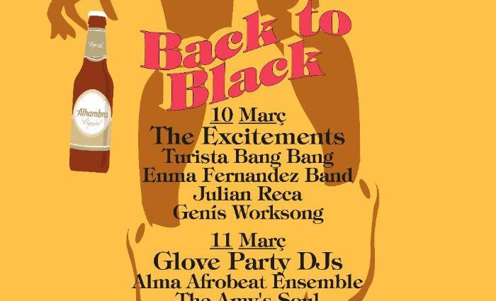 Monumental Club vuelve los próximos 10 y 11 de marzo con un Especial Back to Black