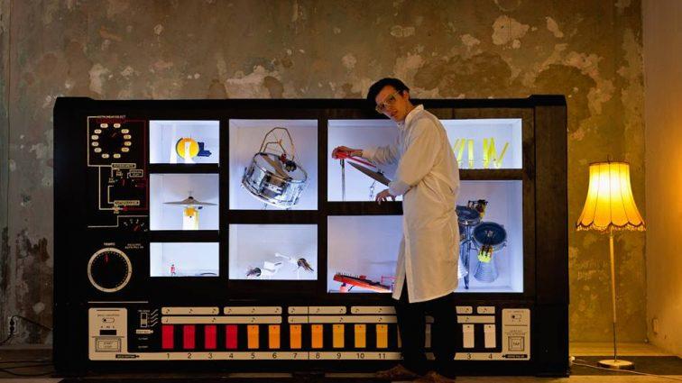 MUTEK Barcelona y Movistar presentan las performances robótico-futuristas del artista alemán Sonic Robots