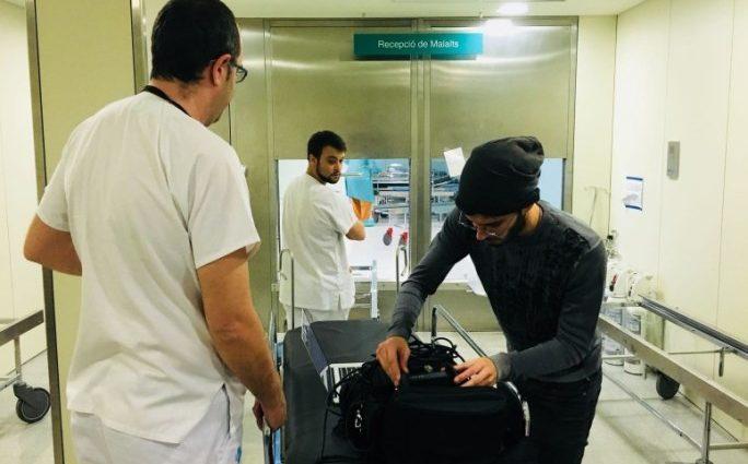 El Hospital Vall d'Hebron y Sónar+D se unen para innovar en la mejora de la atención a los pacientes