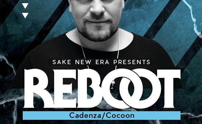 28 marzo SAKE New ERA w/ Reboot /Gotham@madrid