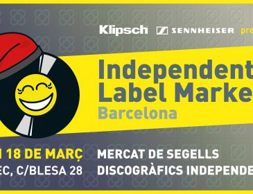El Independent Label Market celebra 3 años en Barcelona y se consolida como la feria de referencia de sellos musicales
