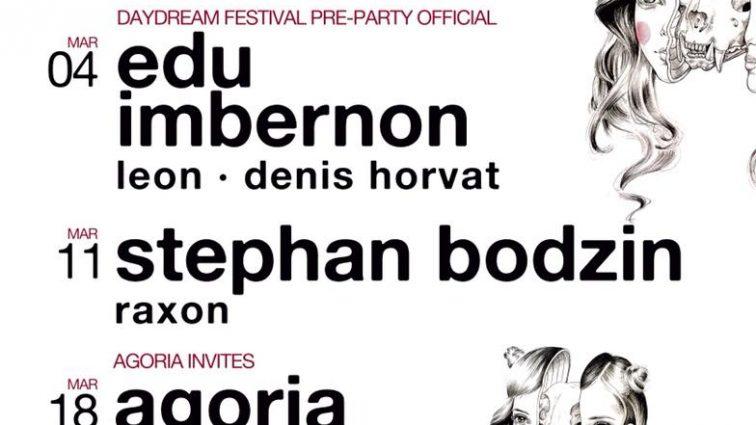 Sight recibirá en marzo a Edu Imbernon, Stephan Bodzin, Agoria y Heidi