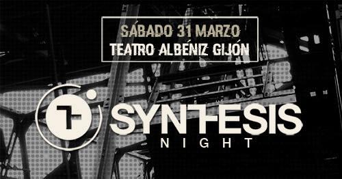 Synthesis Night en Gijón