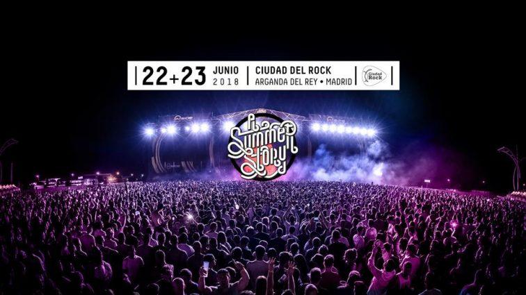 A Summer Story cierra el cartel de su edición más multitudinaria y pone a la venta sus entradas de día