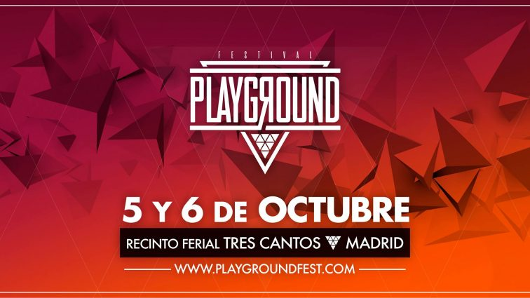 PLAYGROUND FEST CONFIRMA SU EDICIÓN DE 2018