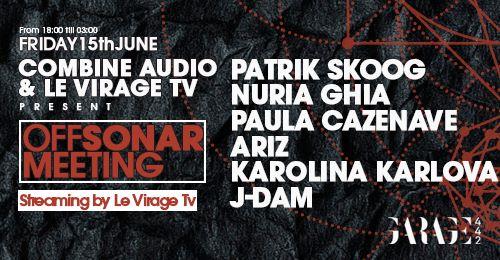 JUN15 Combine Audio & Le Virage TV Off Sonar Meeting