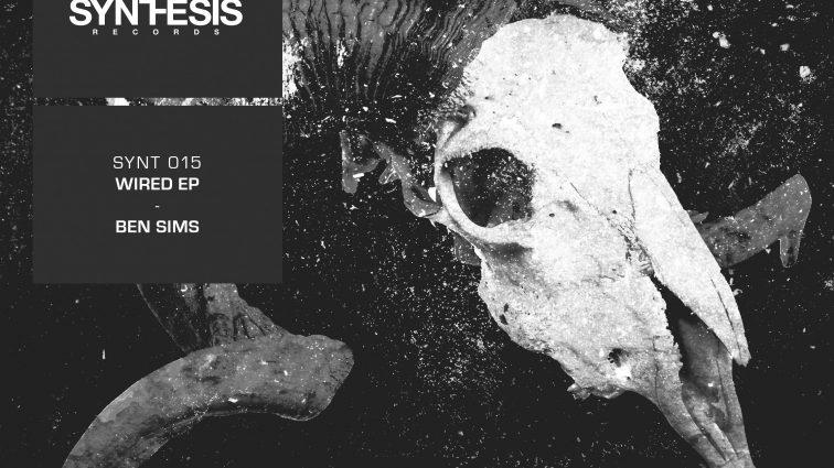 Ben Sims y Synthesis records anuncian un nuevo Ep