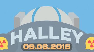 Halley dedica junio al talento madrileño