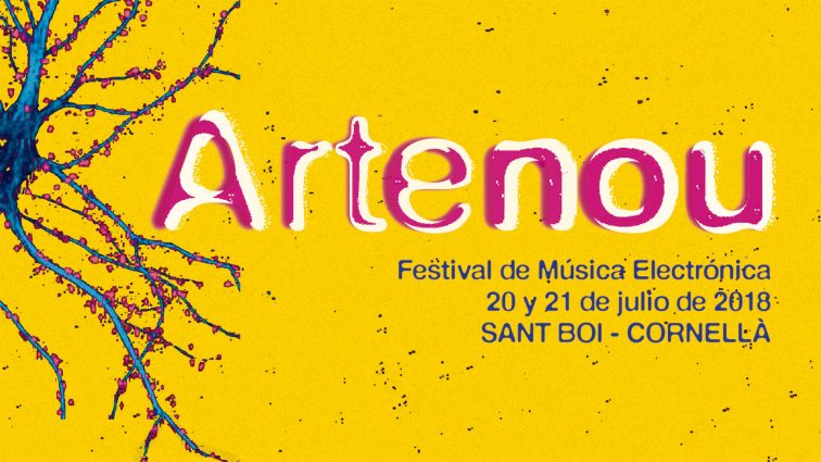 Llega ARTeNOU, el festival de música electrónica del Baix Llobregat