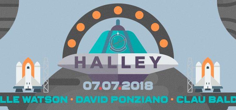 Neville Watson cierra la temporada de Halley