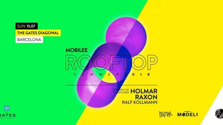 Holmar y Raxon, la saga Rooftop de Mobilee continúa…
