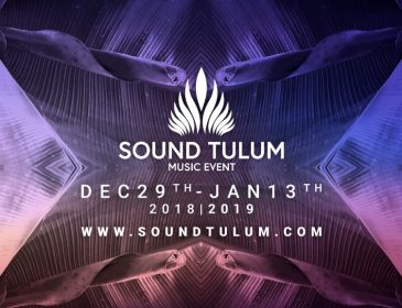 Sound Tulum Music Event anuncia su 2ª edición.
