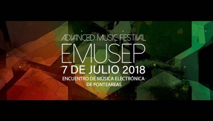PEDRO PINA, KUROI, ERROR ÉTICA Y RIBÉ ENCABEZAN EL CARTEL DE EMUSEP FEST