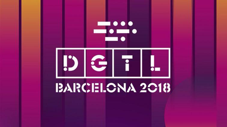 DGTL Barcelona presenta la 'premiere' europea de la instalación Cluster de Playmodes
