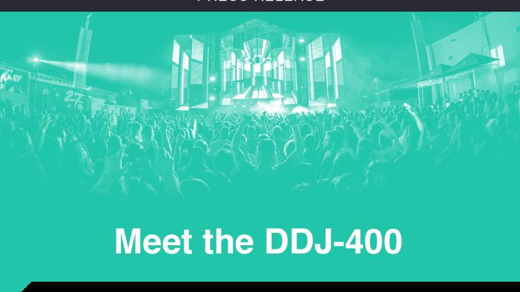 Pioneer DJ presenta el controlador DDJ-400