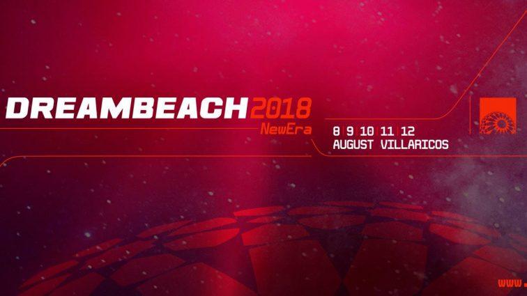Horarios Dreambeach Villaricos 2018