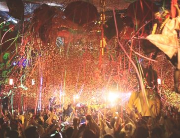 Crónica: ElRow Año Nuevo Chino@Fabrik 28.07.18