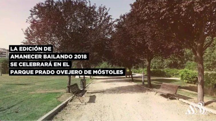 Amanecer Bailando confirma el espacio definitivo para su primera edición en Móstoles