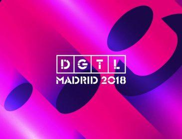 DGTL Madrid anuncia su cartel por escenarios