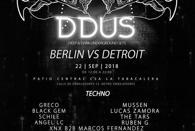 SEP22 DDUS – Berlín VS Detroit