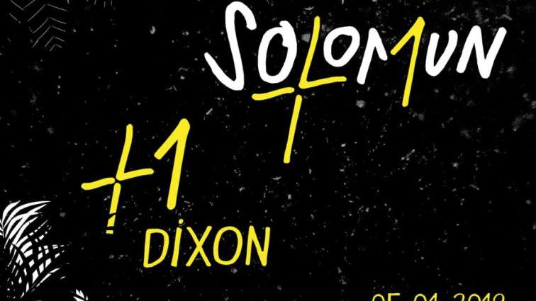 Solomun + 1 con Dixon regresa a Tulum