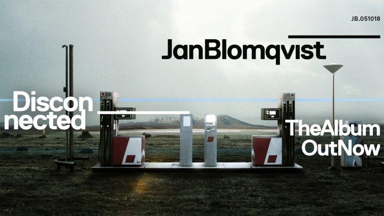 JAN BLOMQVIST & BAND EN CONCIERTO EL 13 DE DICIEMBRE EN EL MODERN SOUND CULTURE