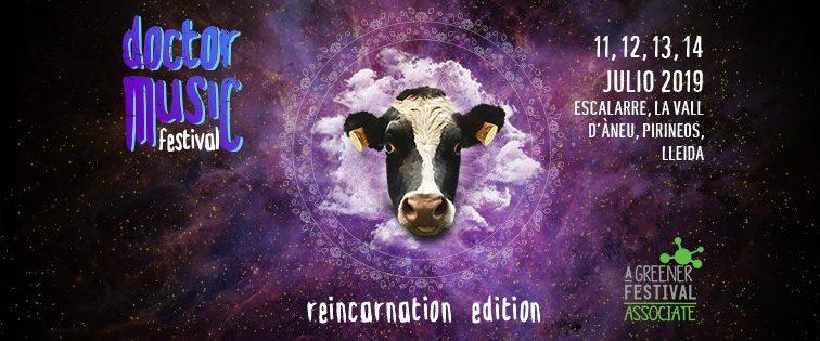 JUL11 Doctor Music Festival 2019 «Reincarnation Edition»