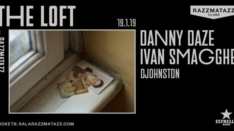 ENE19 Danny Daze / Ivan Smagghe / Djohnston