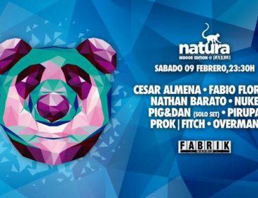 FEB9 Fabrik – Natura Indoor Edition 2019