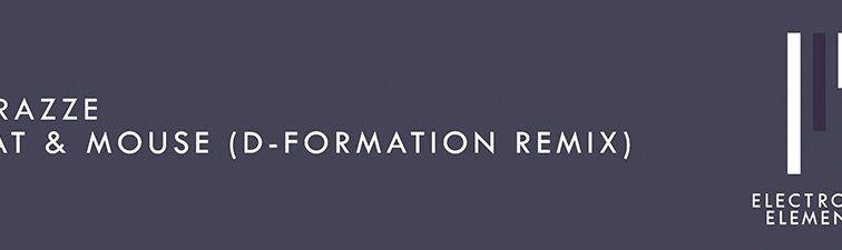 D-Formation remezcla 'Cat & Mouse' de GRAZZE