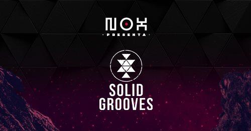 Nox Club presenta en exclusiva Solid Grooves el próximo viernes 15 de Febrero