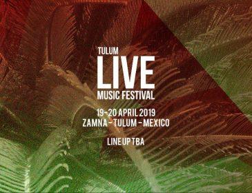 México: Nace Live Music Festival: dos días de directos electrónicos en plena selva de Tulum.