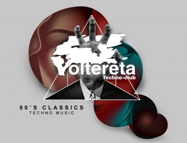 Voltereta: vuelve el mito con una fiesta Techno Classics