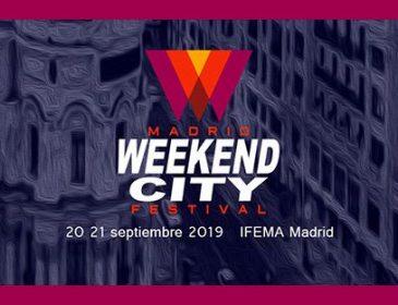 WEEKEND CITY MADRID confirma como headliner a NEW ORDER, una de las bandas clave de los 80