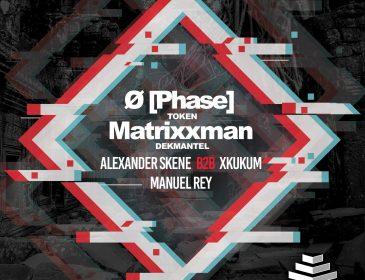ABR18 Roots: Ø [Phase] + Matrixxman en The Jungle Dance Floor