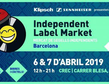 Independent Label Market celebra su 4ª edición en Barcelona los días 6 y 7 de abril con 40 sellos de la escena independiente
