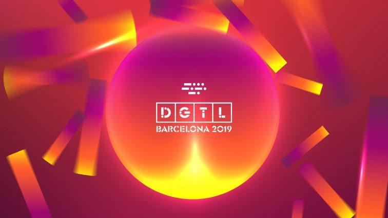 DGTL Barcelona 2019 anuncia los escenarios para su quinta edición