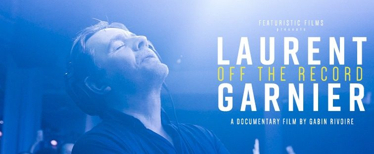 Laurent Garnier presenta Documental