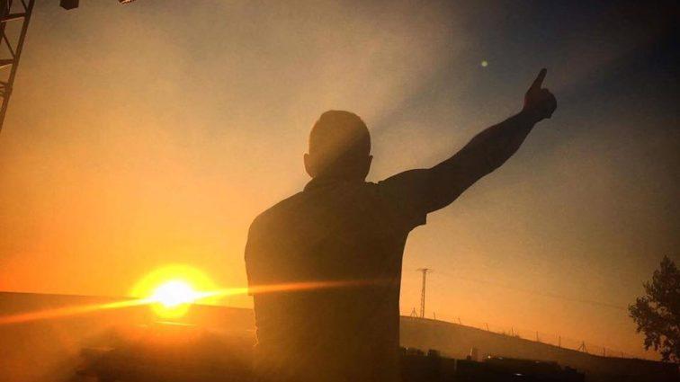 Dj Pepo se prepara para un mes de agosto de vértigo