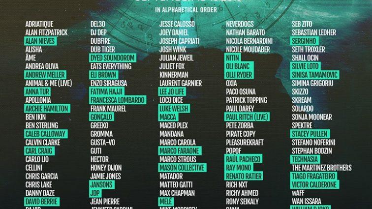 The BPM Festival Portugal revela el line-up completo para su edición 2019