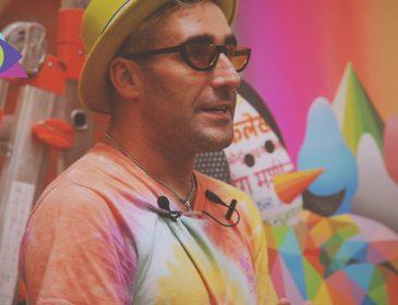 CAPSULA LV: OKUDA nos presenta su «KAOS GARDEN» para elRow.art
